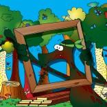 BoomGekko, character van woud naar hout, uitgeverij Zorn