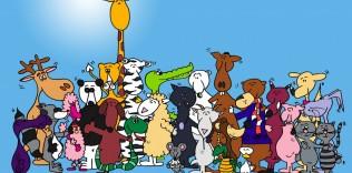 Pompidou en al zijn vriendjes