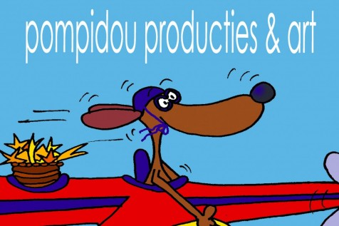 Pompidou Producties en Art