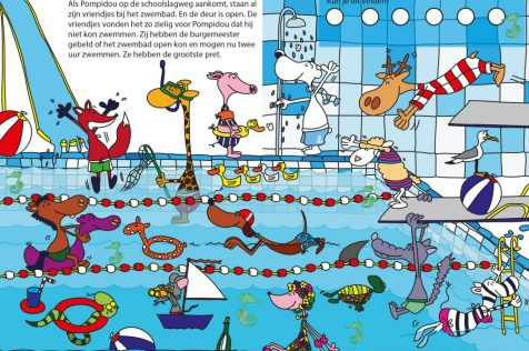 Pompidou en zijn vriendjes